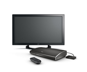 "BOSE SELEKTIV Video Wave II 55"" + Konsole Kit Aussteller"