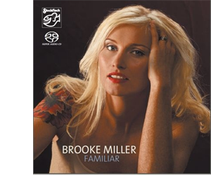 CD Brooke Miller - Familiar SACD Hybrid CD