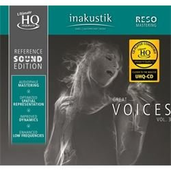 CD In Akustik Great Voices Volume III (U-HQCD)