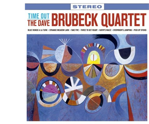 Vinyl Dave Brubeck Quartet - Time Out (LP)