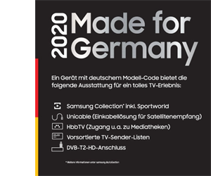 Samsung GQ65Q95TGT - Made for Germany 2020