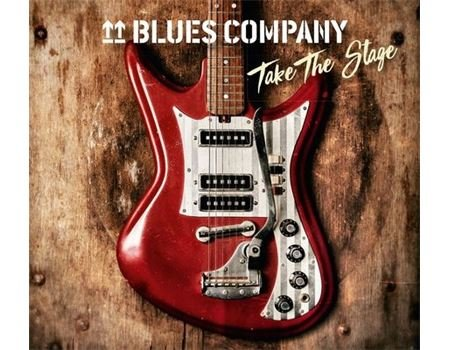 inakustik Blues Company: Take The Stage (CD)